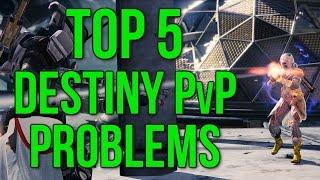 Top 5 Destiny PvP Problems (Constructive Criticism, Bladedancer Gameplay) thumbnail