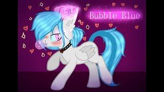 (PMV) Пони клип - Bubble Blue