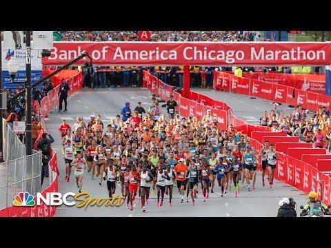 Chicago Marathon 2019: Elite men and women | EXTENDED HIGHLIGHTS | NBC Sports