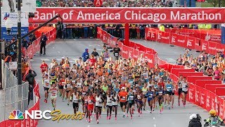 Chicago Marathon 2019: Elite men and women | EXTENDED HIGHLIGHTS | NBC Sports