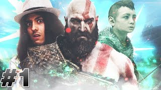 GOD OF WAR 4 BEGINS NOW