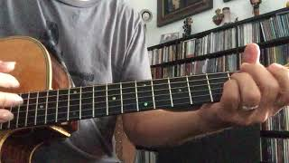 "nick drake ""northern sky"" guitar lesson in drop-d tuning"