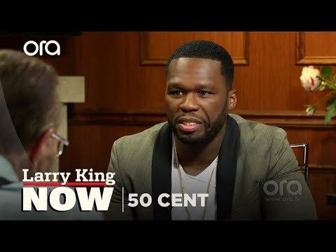 Is 50 Cent A Secret Taylor Swift Fan?! (VIDEO) | Larry King Now | Ora.TV