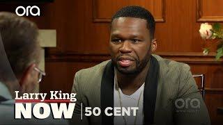 Is 50 Cent A Secret Taylor Swift Fan?! (VIDEO) | Larry King Now | Ora.TV