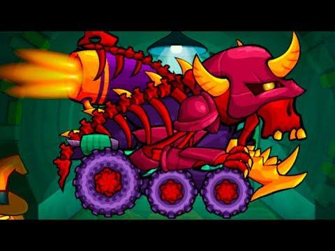 Мультфильм 3 машины