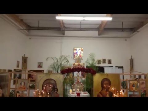 St Barbara Russian Orthodox Church Christmas 2016