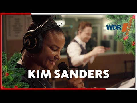 Kim Sanders feat. by WDR BIG BAND: Santa Baby | Rehearsal