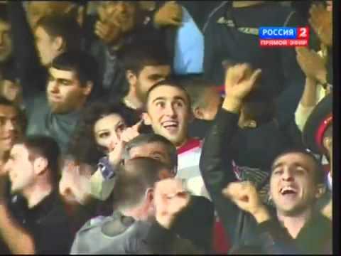 Армения — Македония 4-1 Саркисов. Www.arbugo.am