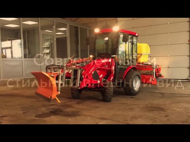 Коммунальный трактор TYM T233 HST