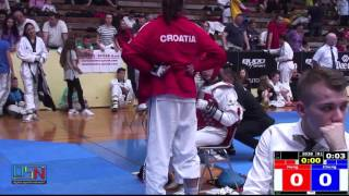 238- Ivana Krivić, Marjan vs. Klara Rastović, Marjan 5:1