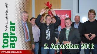 Kurzweilige Vorträge beim 2. AgrarSlam der Westfalen Initiative