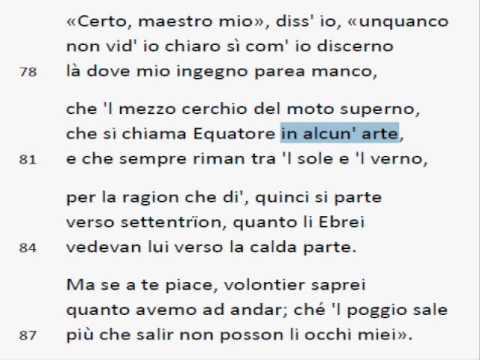 PURGATORIO-Canto IV. Analisi del Testo: Sintesi, Parafrasi e Note.