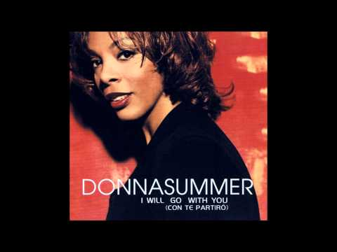 Donna Summer - I will go with you (Skillmasters Remix)