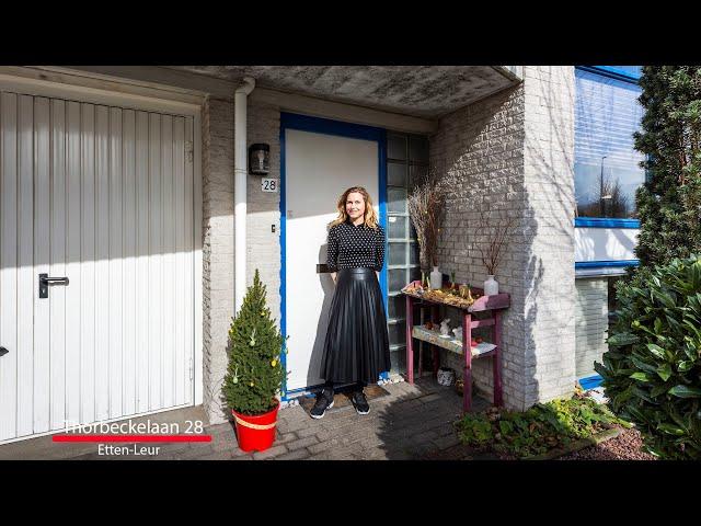 Nieuw in de verkoop: Thorbeckelaan 28 te Etten- Leur