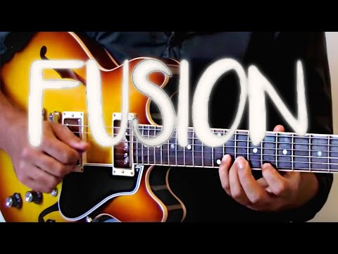 25 Jazz Fusion Licks