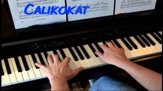 Cover images Broken Vow - Piano