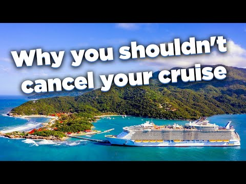 Why You Shouldn't Cancel Your Royal Caribbean Cruise