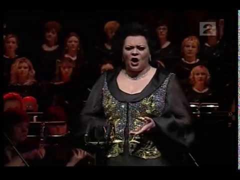 Violeta Urmana - Verdi - Attila - 'Santo di patria'