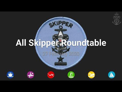 All Skipper Roundtable - February 2020