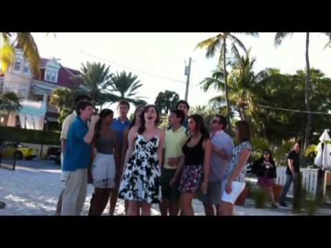 Dartmouth Dodecaphonics visit Southernmost Hotel Collection, Key West