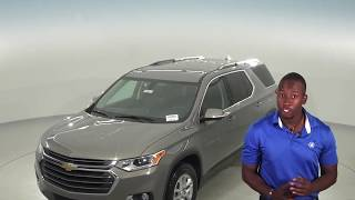 182971 - New, 2018, Chevrolet Traverse, LT, AWD, SUV, Test Drive, Review, For Sale -