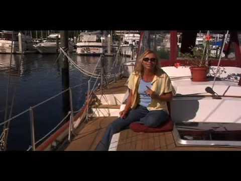 Annapolis Boat  & Boat Yoga Poses  Latitudes & Attitudes TV