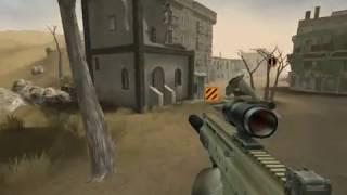 Морпех против терроризма 5/Marine sharpshooter 3: Прохождение (Mission 1)