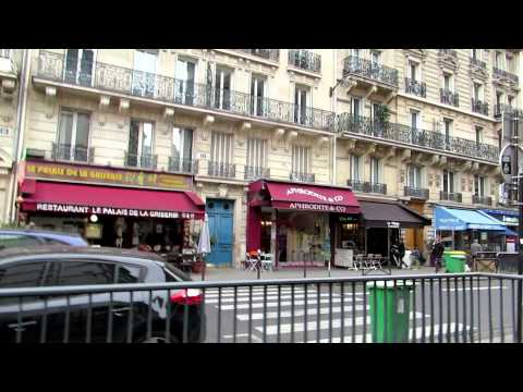 Walk around Saint Michel district in the Latin Quarter of Paris