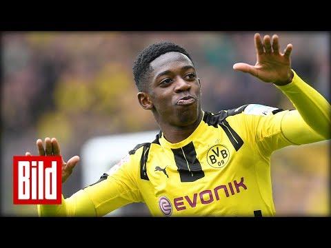 Dembéle - Streikt er sich von Dortmund nach Barcelona?
