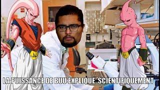 La puissance de Buu expliquée scientifiquement