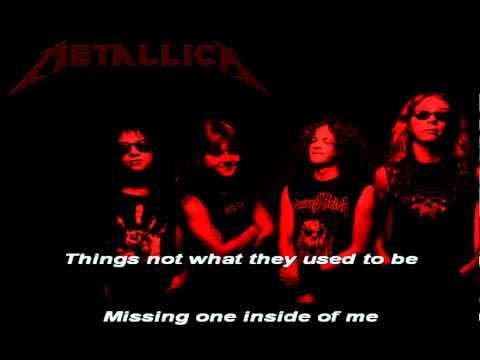 Metallica - Fade To Black - Karaoke