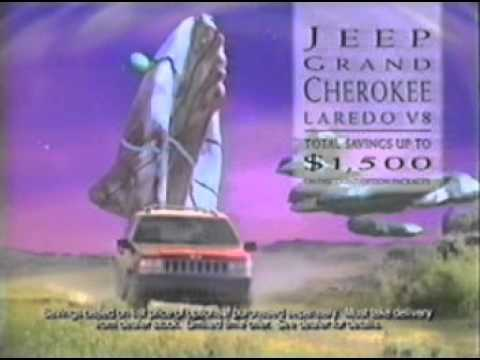1994 Jeep / Eagle Lineup commercial