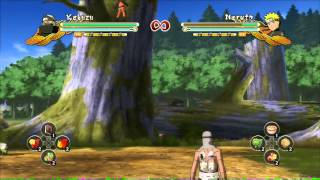 Naruto Shippuden: Ultimate Ninja Storm 3 - All Characters Jutsus / Ultimate Jutsus / Awakenings ~ English