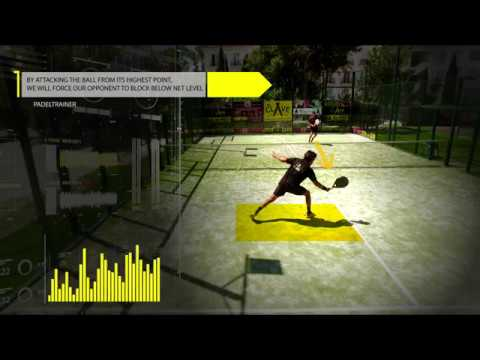 Padel Tactics: Tactical block I. How to build the point from the back of the court