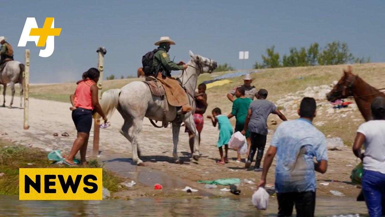U.S. Border Agents Chased Migrants On Horseback. A ...