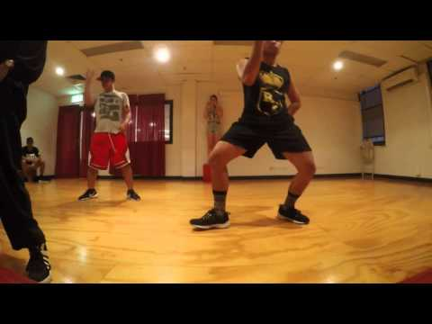 Tesa Altez | 'Love Games' by Ashanti Ft. Jeremih (Class Choreography)