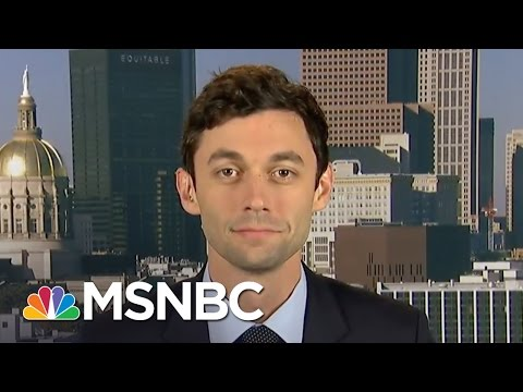 Jon Ossoff Sees Georgia Shortcoming As A Win | MSNBC