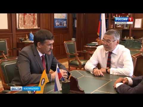 Алексей Орлов встретился с директором института мясного скотоводства