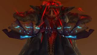 This is how we'll lose our artifact weapons :(. (Probably at the end of 7.3.5)
