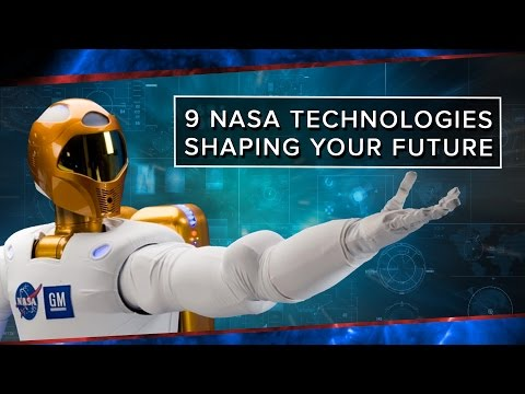 9 NASA Technologies Shaping YOUR Future | Space Time | PBS Digital Studios