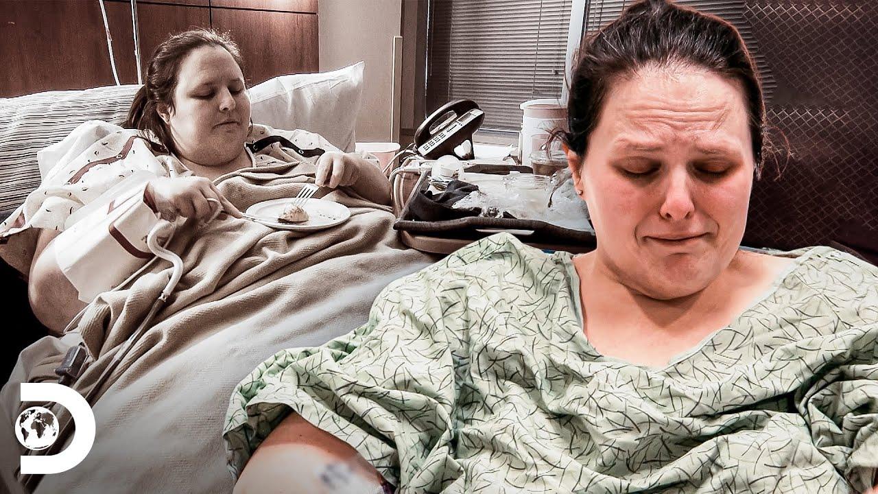 Dottie chega a 290 kg após perder filho | Quilos mortais: Como eles estão agora? | Discovery Brasil