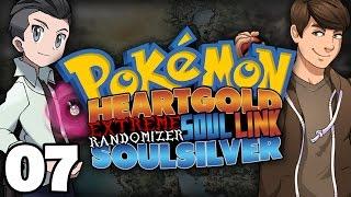 AN EGG! | Pokémon HeartGold/SoulSilver Extreme Randomizer Soul Link: Part 7! (TheSilverSlasher)
