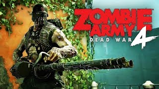 Zombie Army 4: Dead War –Official Gameplay Release Date Trailer