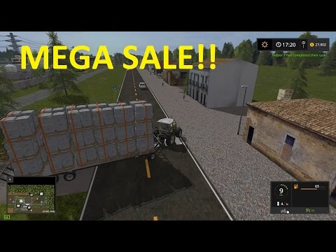 Farm Sim Saturday ......MASSIVE SALE ON WOOL HUGE MONEY