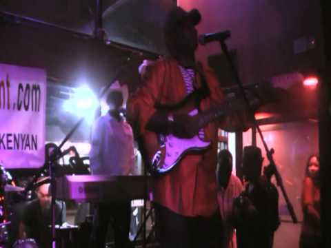 Mugithi Wa Rua - 2010 U.S Tour