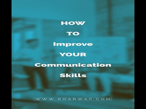 Communication | Business Communication | Meaning | Definition - Roarwap