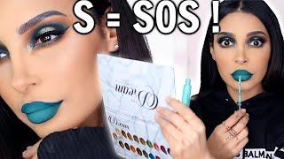 Je dois me maquiller uniquement avec la lettre S ! (Prénom Challenge)