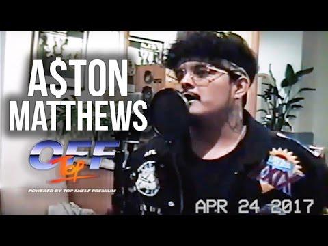 A$ton Matthews -