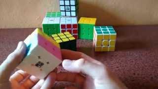 Como hacer el Cubo de Rubik en menos de 15 segundos 1/2