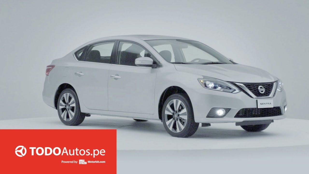 Nissan Sentra 2017: Lanzamiento Oficial en Perú ...